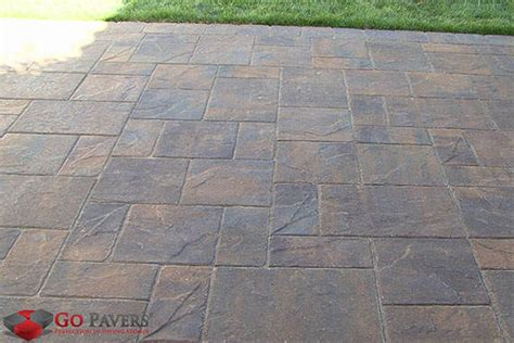 average cost of paver patio patio paver prices paver patio cost patio design ideas
