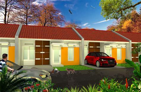 desain rumah subsidi perumahan subsidi multidesain arsitek