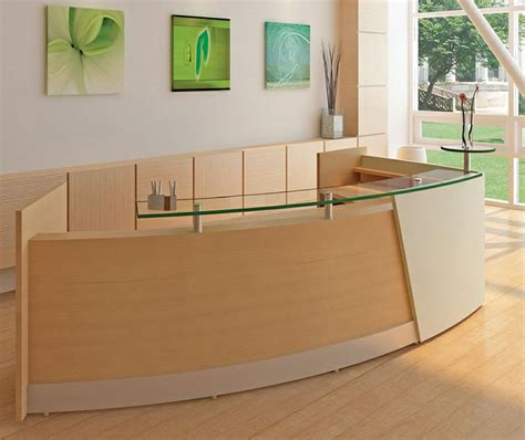 how to a desk taller reception desk ideas a collection of other ideas to try