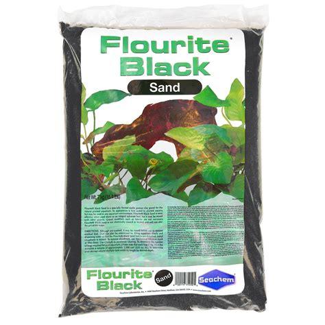 seachem flourite black sand 7 kg by seachem for 31 98 seachem flourite black sand