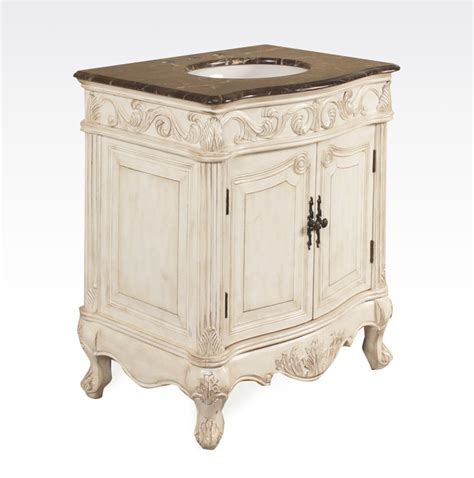 31 inch antique bathroom vanity bx825873
