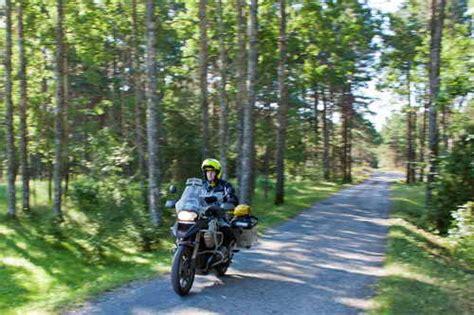 Motorrad Reisen Ins Baltikum by Motorradtouren Litauen