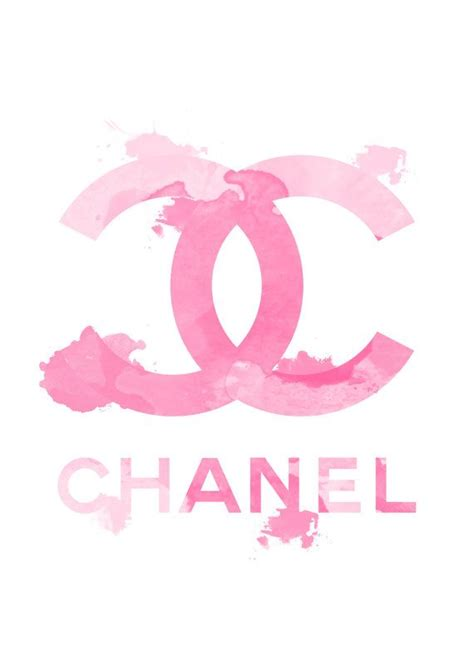 Channel Pink 25 best ideas about chanel logo on chanel