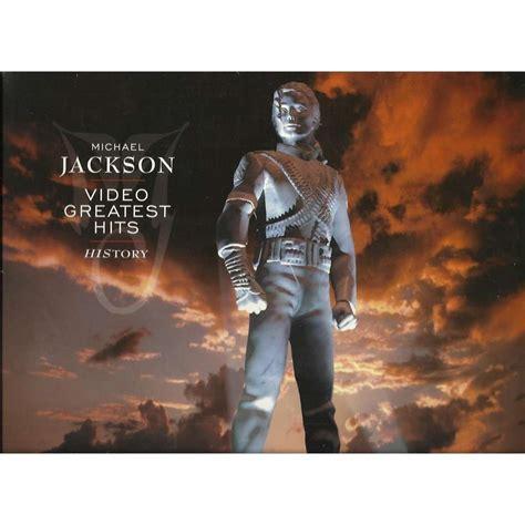 michael jackson biography dvd michael jackson video greatest hits history 1995
