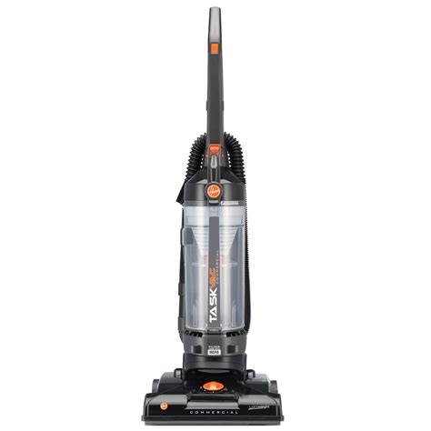 hoover vaccum hoover ch53010 14 quot task vac commercial bagless upright