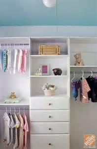 nursery closet makeover baby