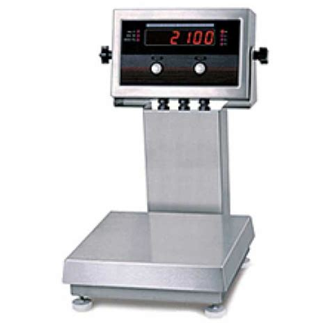 bench scale rice lake rl 2100 bench scale