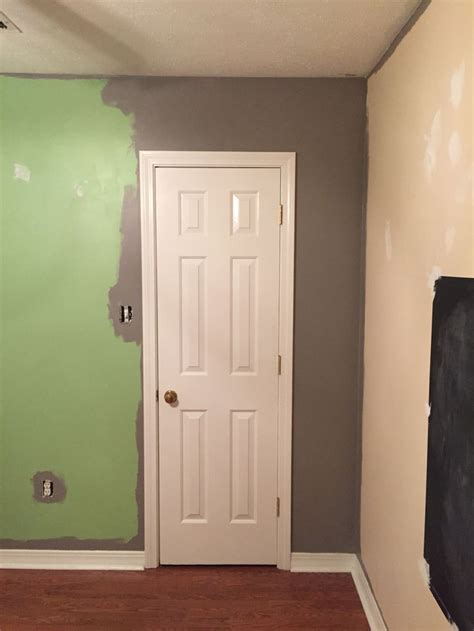 colors that work in concrete grey apartment quot polished concrete quot eggshell sherwin williams paint color