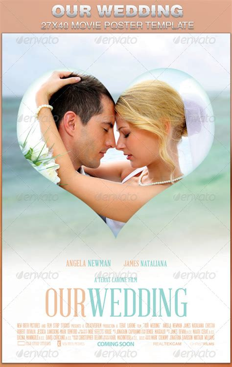 posters for weddings templates free movie poster templates 29 free psd format download