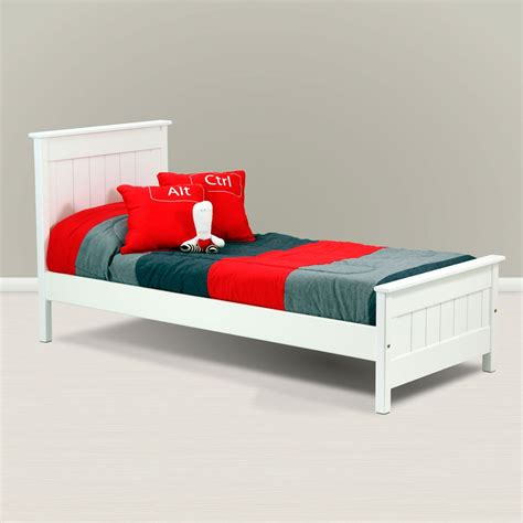 muebles infantiles camas cama ranurada un estilo cl 225 sico y fresco