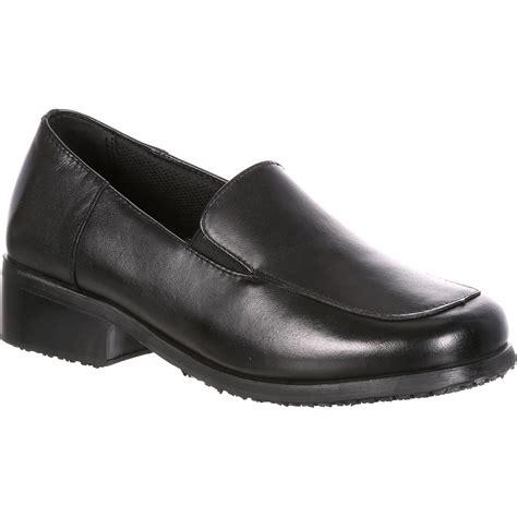 slip resistant work shoes for slipgrips womens slip resistant work shoes 7483