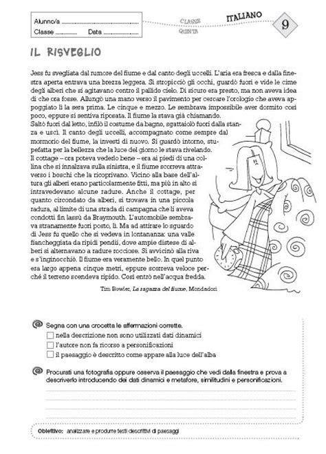 Descrizione paesaggi | maestradebby