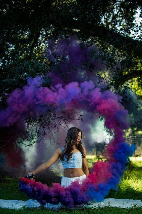 Smoke Bomb 90 Dtk smoke grenade circle smoke bomb purple smoke smoke portrait graduation