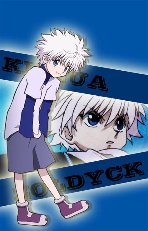 deviantart wallpaper anime android android phone wallpaper killua zoldyck by miahatake13 on