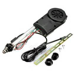 How To Fix Electric Car Aerial Universal Car Am Fm Automatic Electric Power Radio