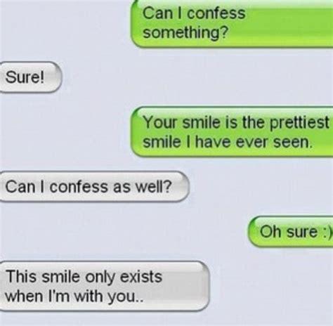 cute text love