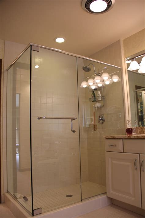 Awesome Decorations Of Glass Shower Enclosures Custom Shower Doors Cincinnati