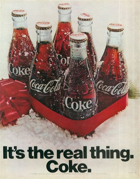 Coke Is The Real Thing For Andy by It S The Real Thing Coke 2 1969