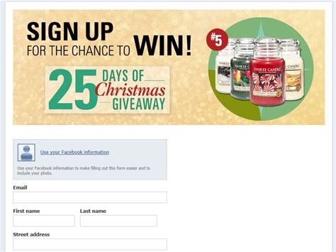 25 Days Of Christmas Sweepstakes - tanger outlets 25 days of christmas sweepstakes sweepstakes fanatics
