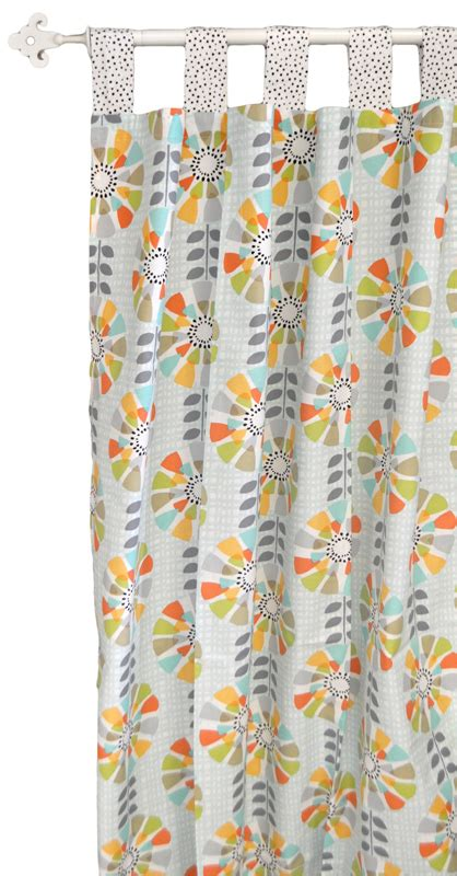 curtain spring spring fever curtain panels set of 2
