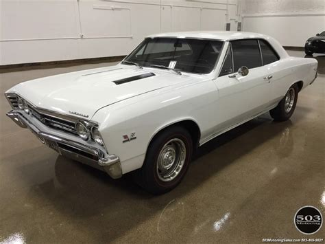 1967 chevrolet chevelle ss 396 for sale 1967 chevrolet chevelle ss for sale