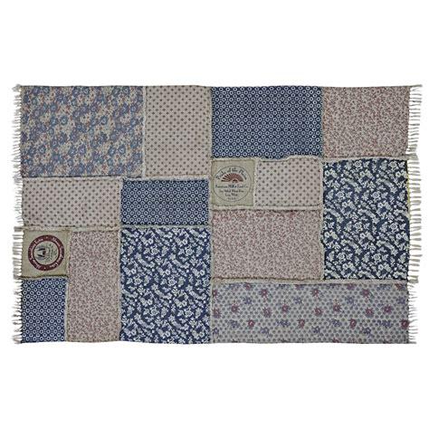 Patchwork Shops Coast - millie patchwork rectangle rug large