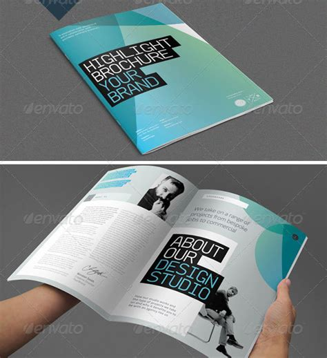 high quality indesign brochure templates web