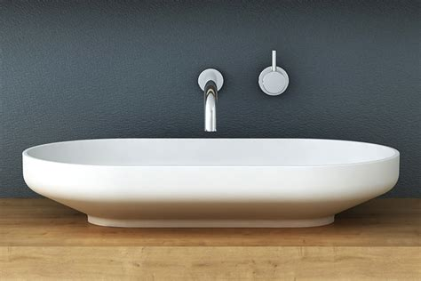 basins venice 700 solid surface counter top basin omvivo