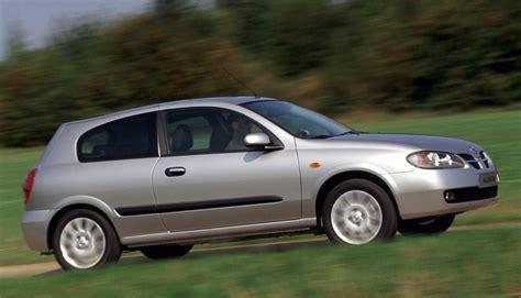 nissan almera 2002 nissan almera 3 door hatchback 2002 2006 reviews