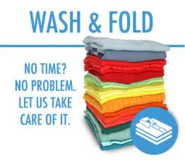 Wash And Fold S Wash And Fold Service
