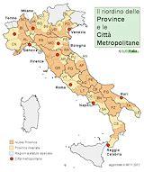 lista banche commissariate nuove province e citt 224 metropolitane per regione