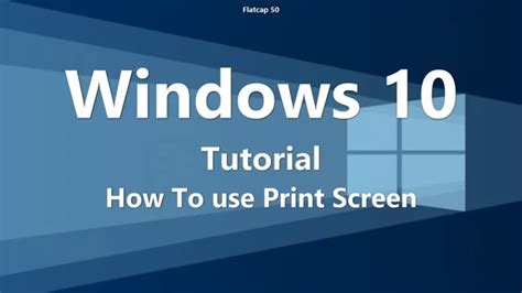 youtube windows 10 tutorial screenshots print screen windows 10 how to tutorial