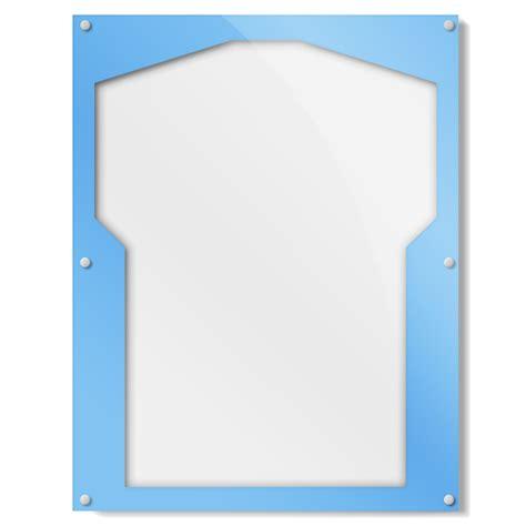 Blus Bordir Rafael 2 sky blue shirt frame with team variations get acrylic photo frames