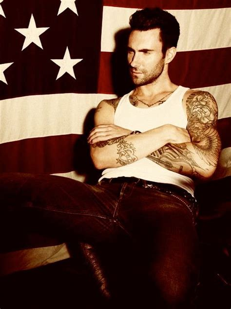adam levine tattoos united states of america