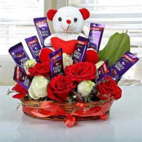 Send Special Surprise Arrangement Online from BookMyFlowers