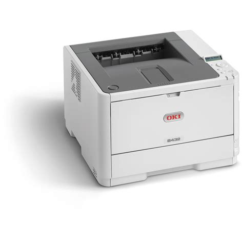 Printer Laser Mono oki b432dn a4 mono laser printer with 3 year warranty on
