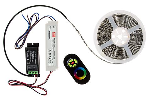 Led L Controller by Rgb Led Controller Wireless Rf Touch Color Remote With