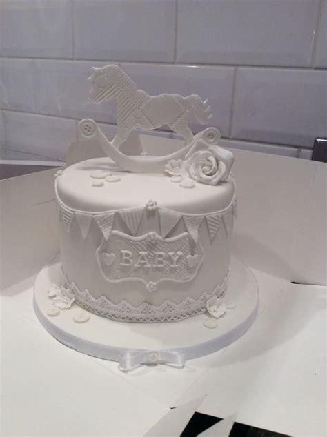 Rocking Baby Shower Cake by Best 25 Rocking Cake Ideas On Fondant