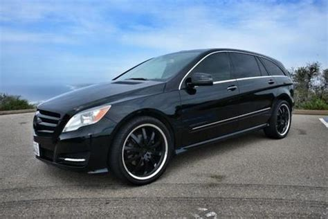 Mercedes R350 For Sale by 2012 Mercedes R Class R350 For Sale In La Jolla Ca