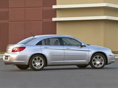 2007 Chrysler Sebring Sedan by Chrysler Sebring 2007 Sedan Galerie Prasowe Galeria