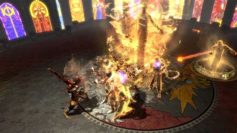 exle of falling path of exile the fall of oriath press preview mmohuts