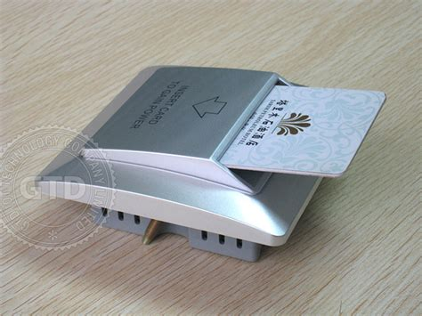 Saklar Kartu kartu kunci kamar hotel saklar daya disesuaikan warna