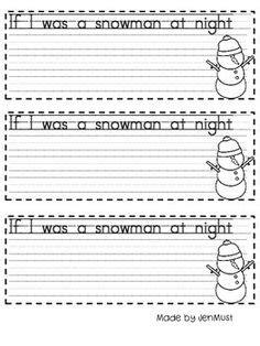 Holiday season goes with books snowmen at play and snowmen at night