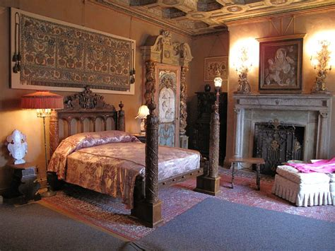 Castle Bedroom by Hearst Castle Bedroom Img 0247 Len Gee Galleries