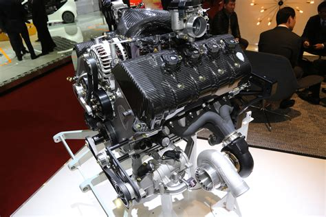 Koenigsegg Regera Engine 02 Photo 15