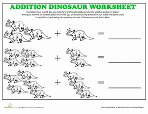 kindergarten dinosaurs coloring pages printables