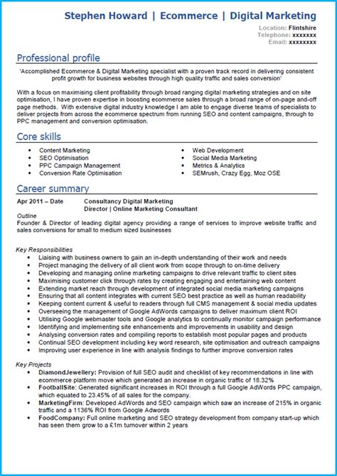 what should a one page cv contain college resume best