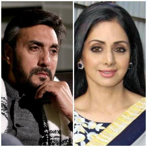 Adnan Says Wants His Baby by Rip Sridevi Pak Actor And Co Adnan Siddiqu
