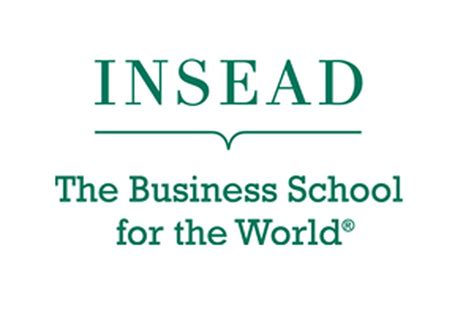 Insead Mba by Insead Finch Beak Consulting