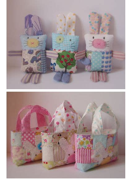 Adorable Backpacks By Barecreations by The Cutest Easter Bunny Softies And Totes By
